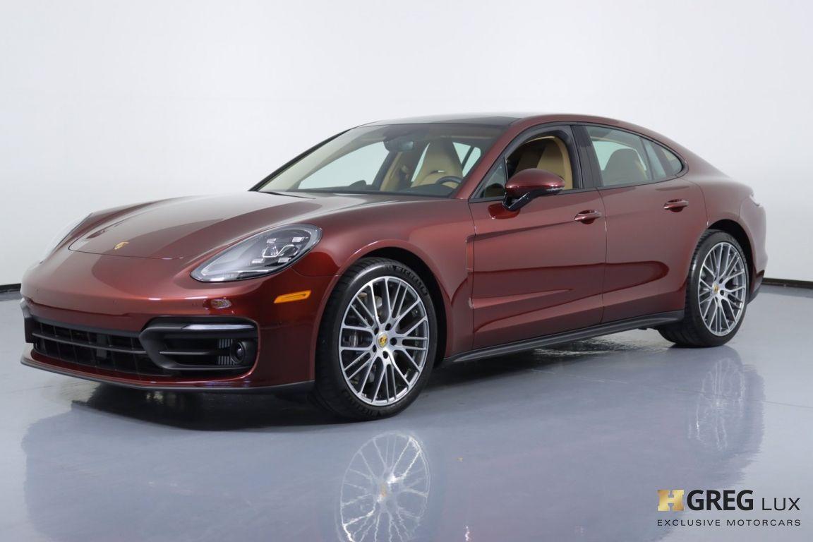 2021 Porsche Panamera  #26