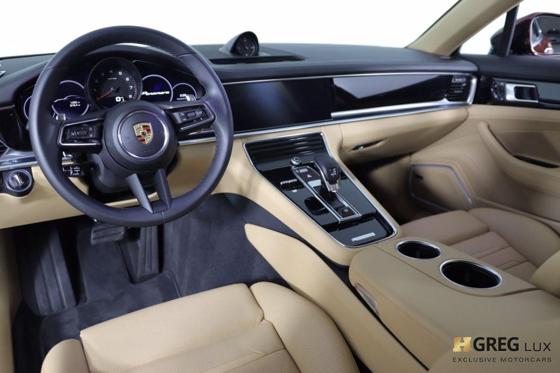 2021 Porsche Panamera  #1