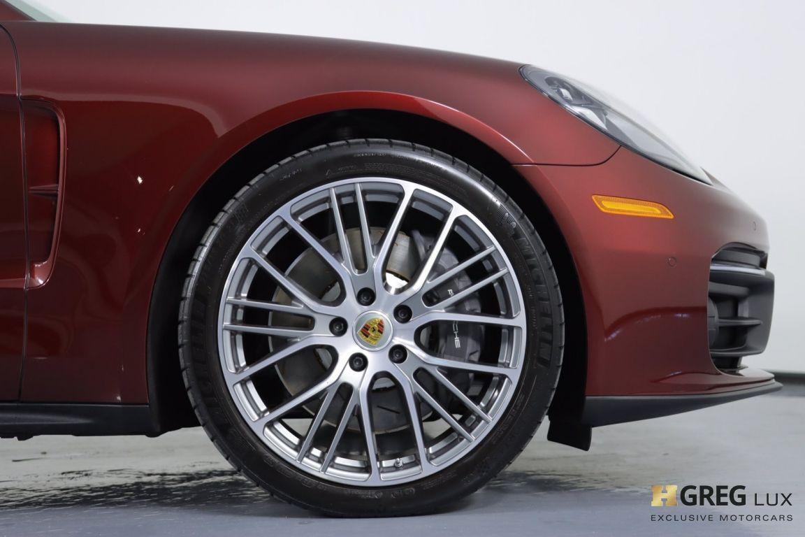 2021 Porsche Panamera  #11