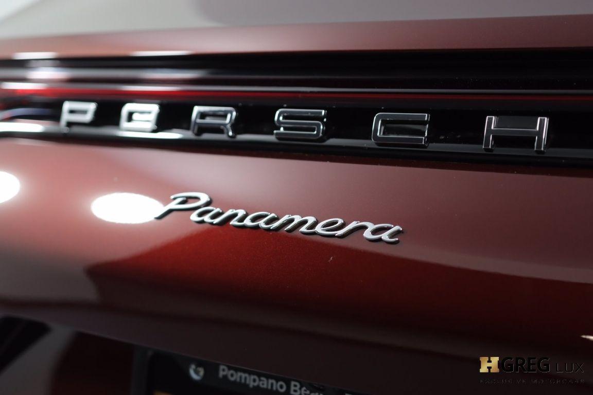 2021 Porsche Panamera  #19