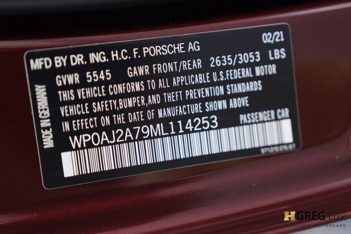 2021 Porsche Panamera  #55
