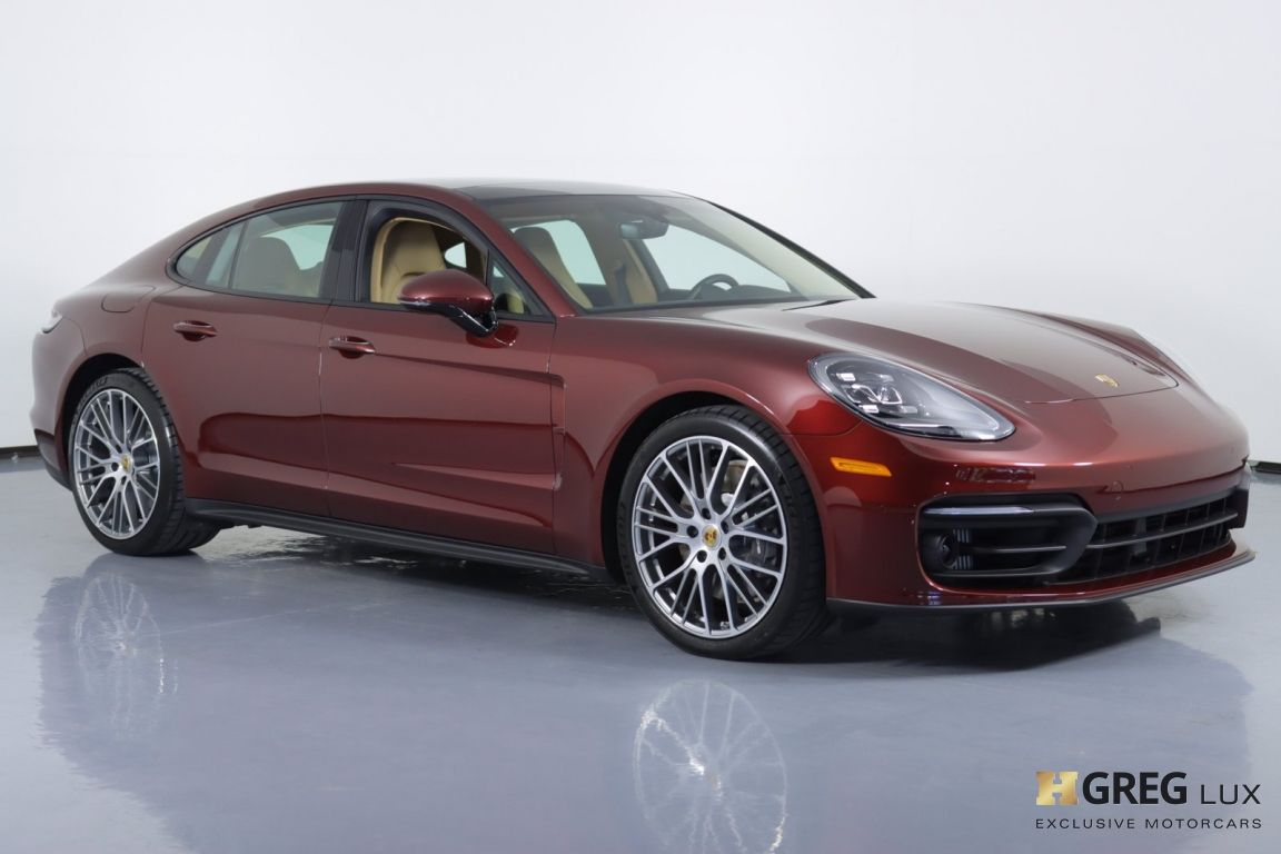 2021 Porsche Panamera  #9