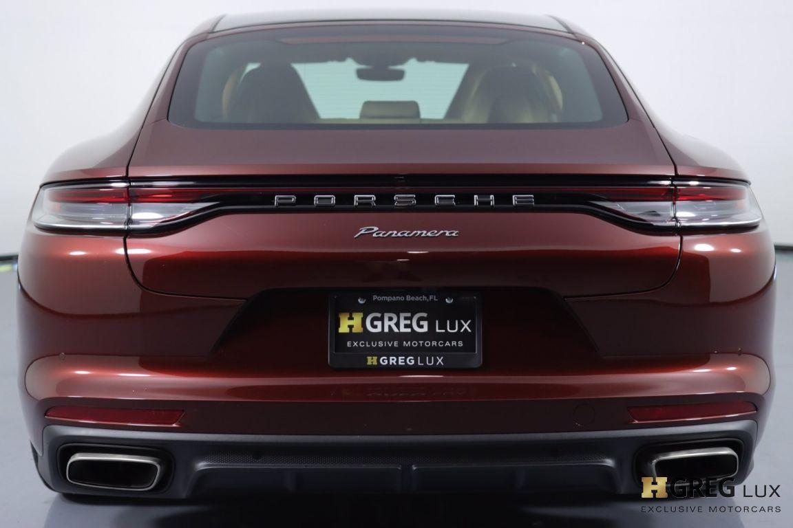 2021 Porsche Panamera  #16