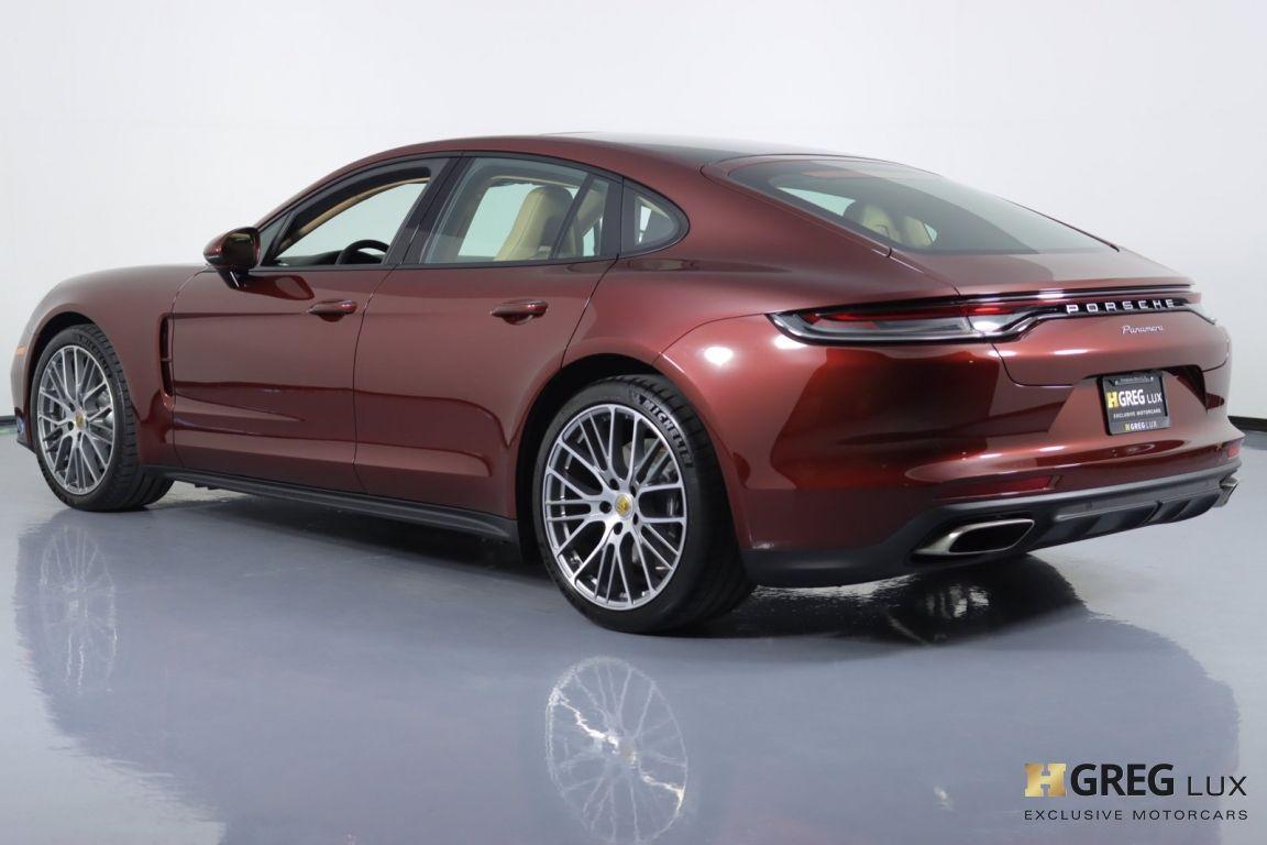 2021 Porsche Panamera  #20