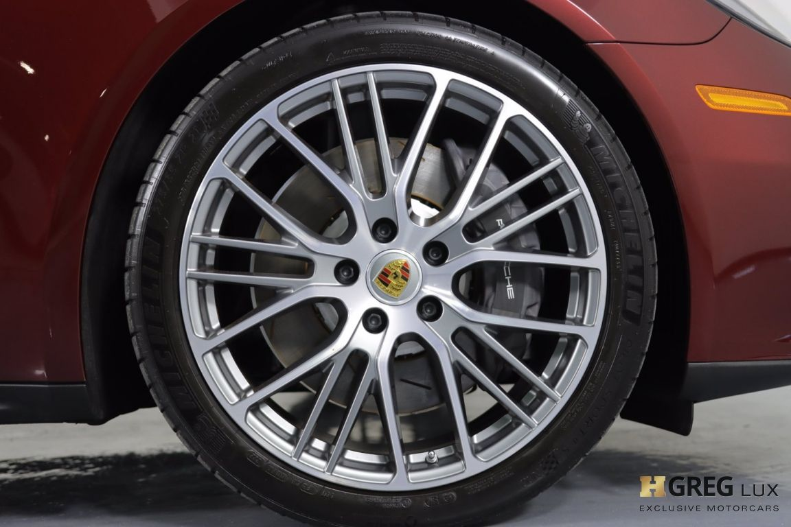 2021 Porsche Panamera  #12