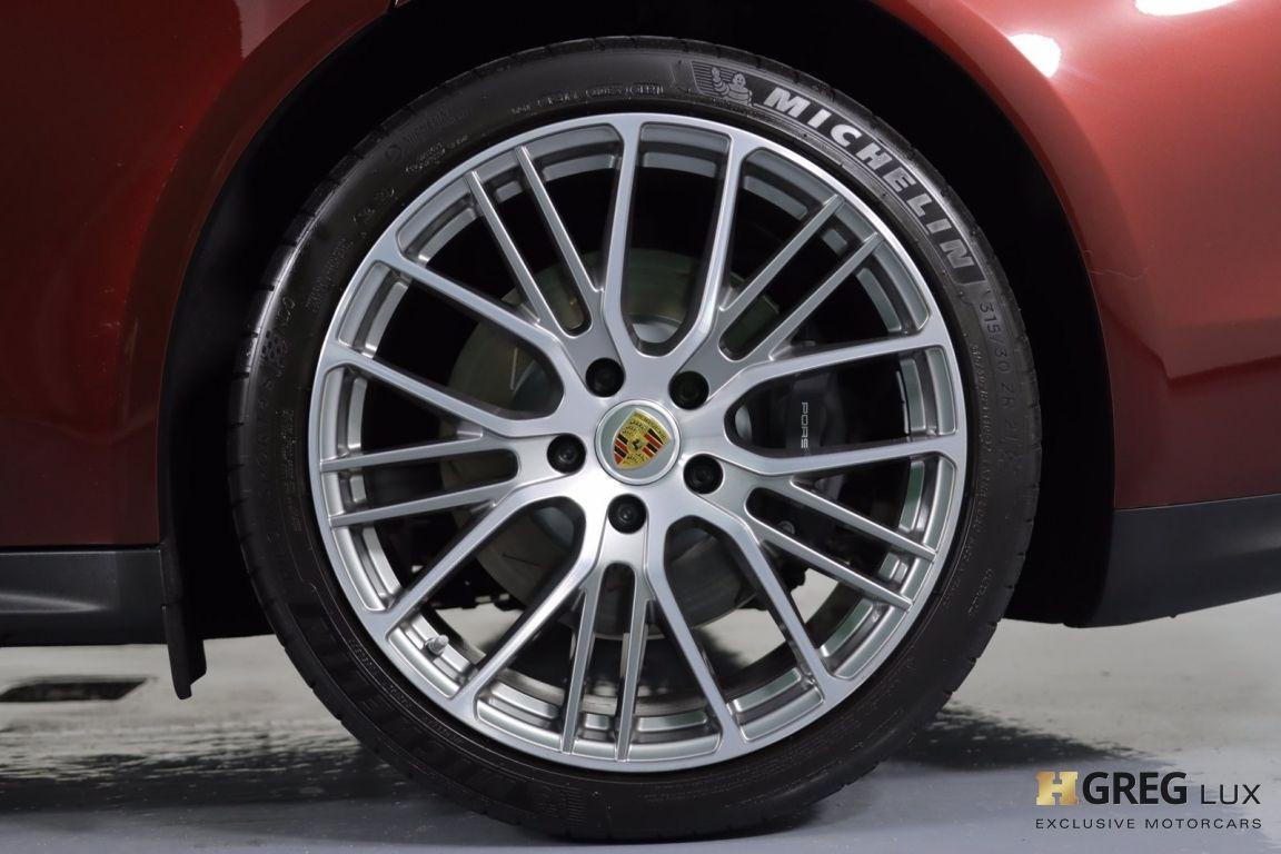 2021 Porsche Panamera  #25