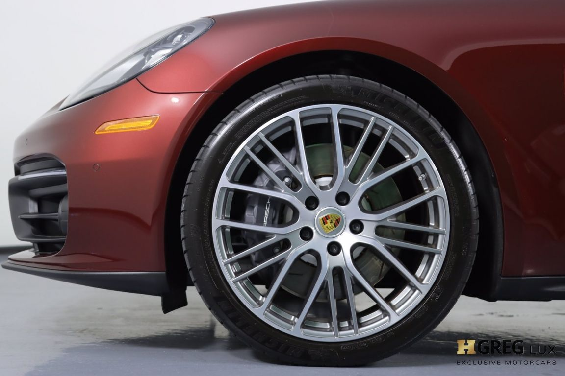 2021 Porsche Panamera  #22