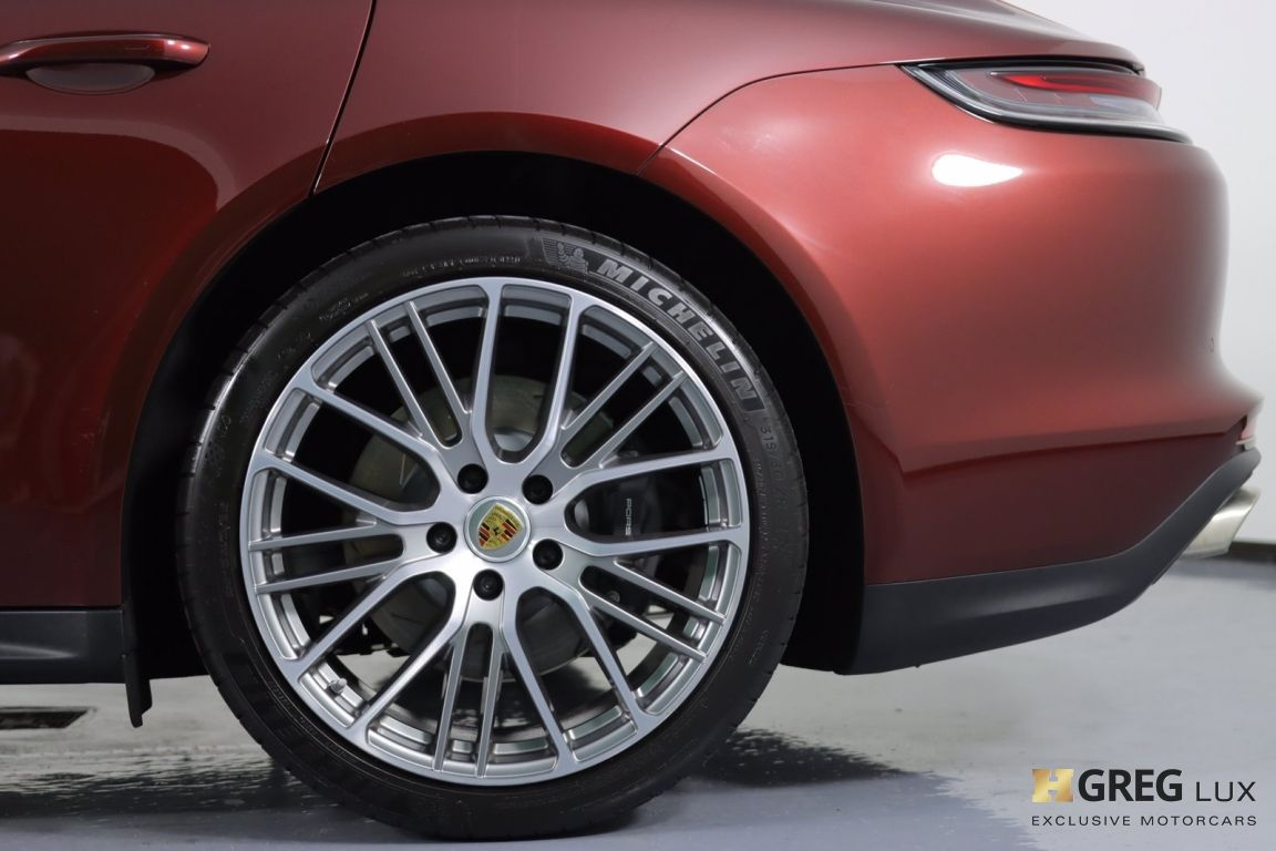2021 Porsche Panamera  #24
