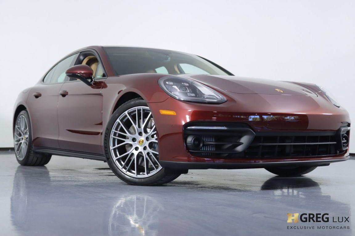 2021 Porsche Panamera  #27