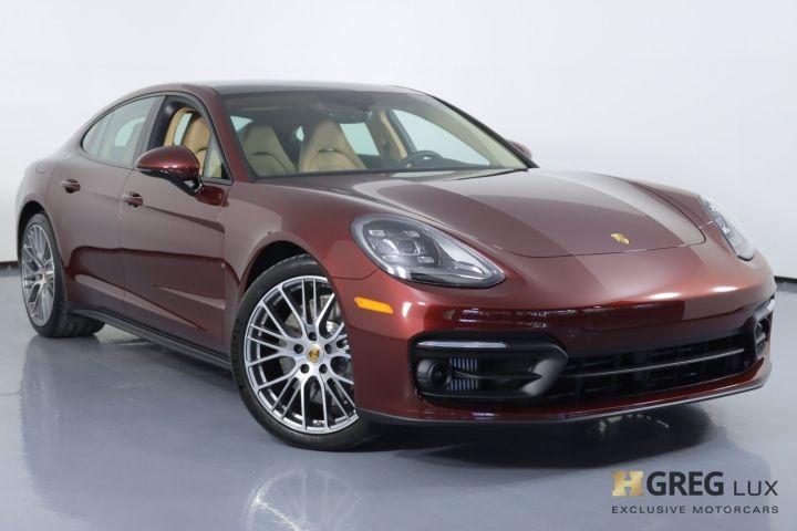 2021 Porsche Panamera  #0