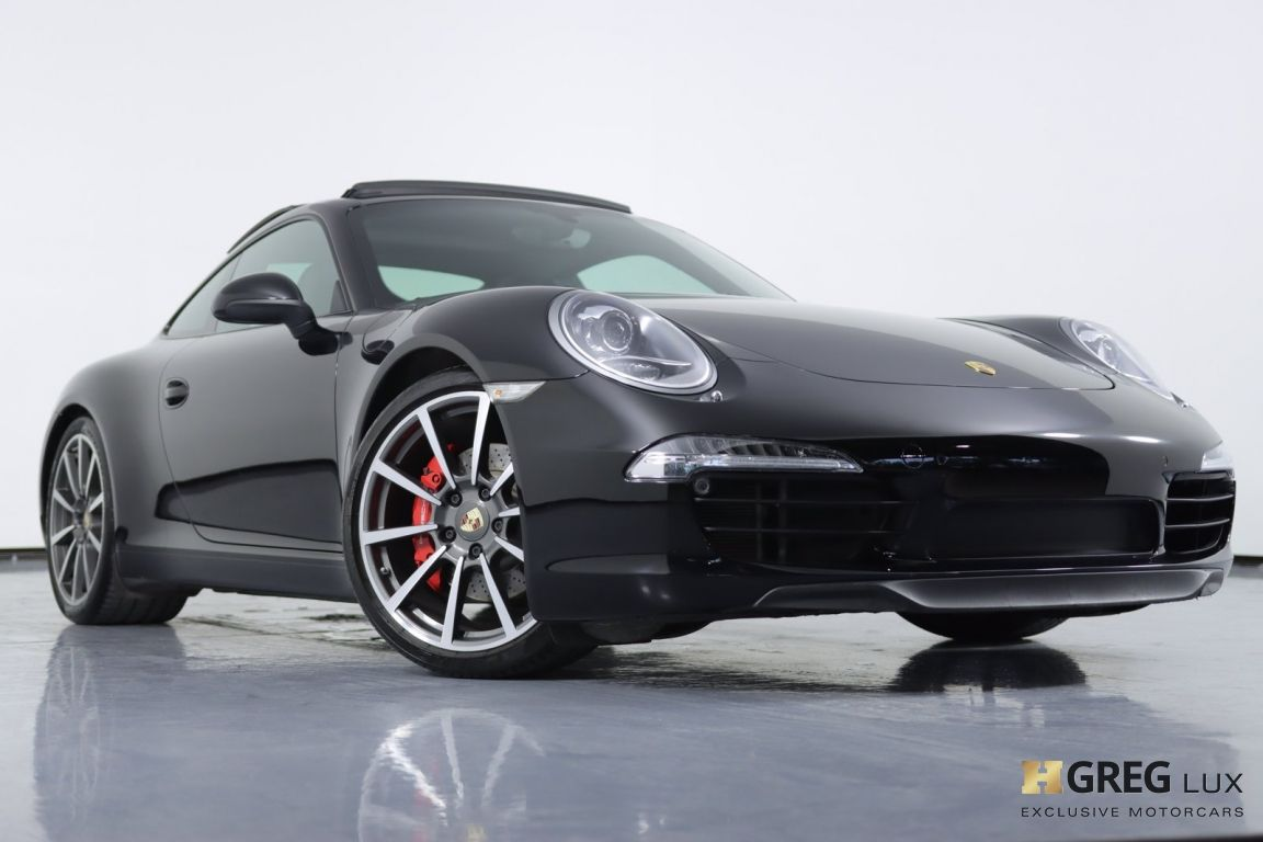2012 Porsche 911 991 Carrera S #3