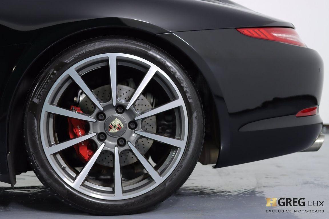 2012 Porsche 911 991 Carrera S #27