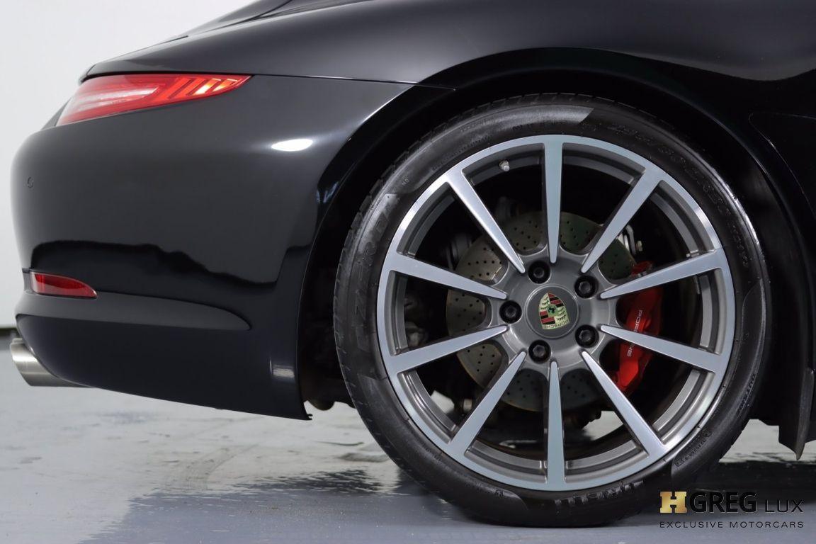 2012 Porsche 911 991 Carrera S #15