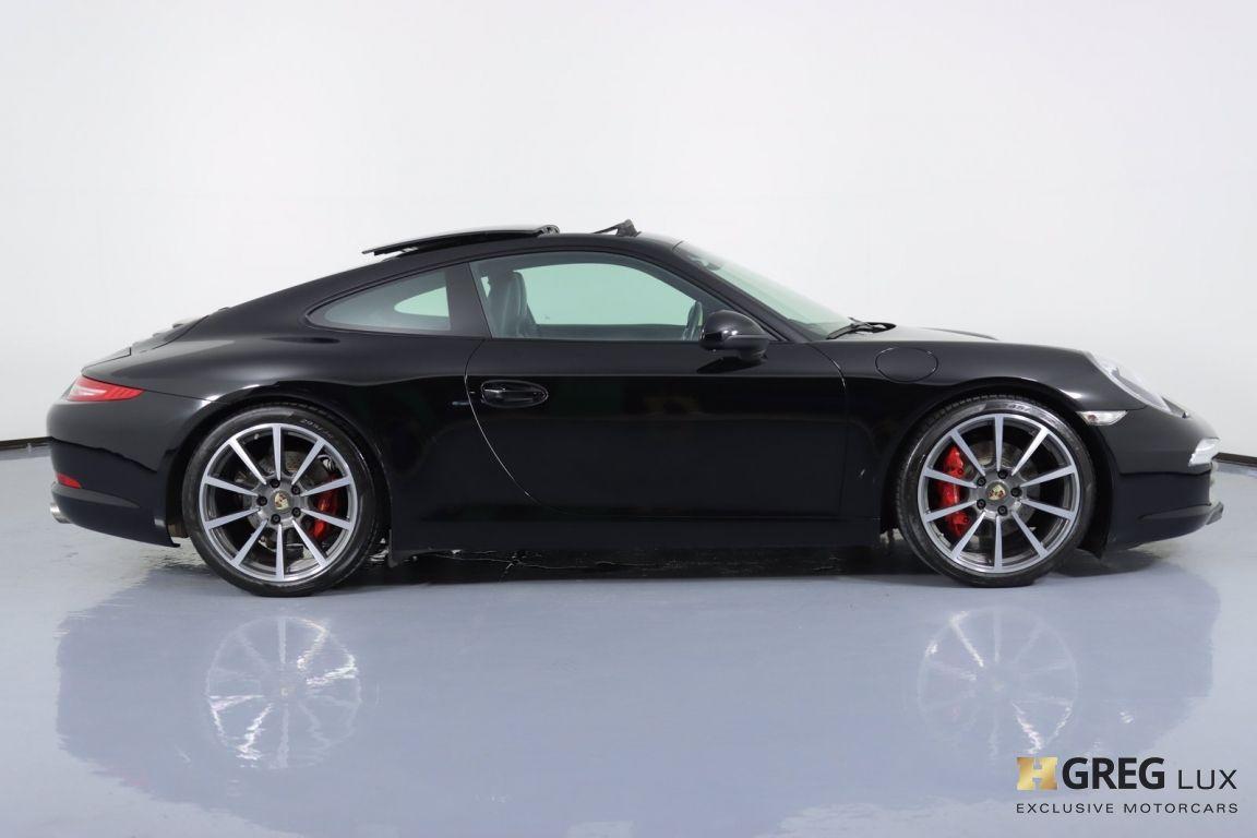 2012 Porsche 911 991 Carrera S #11