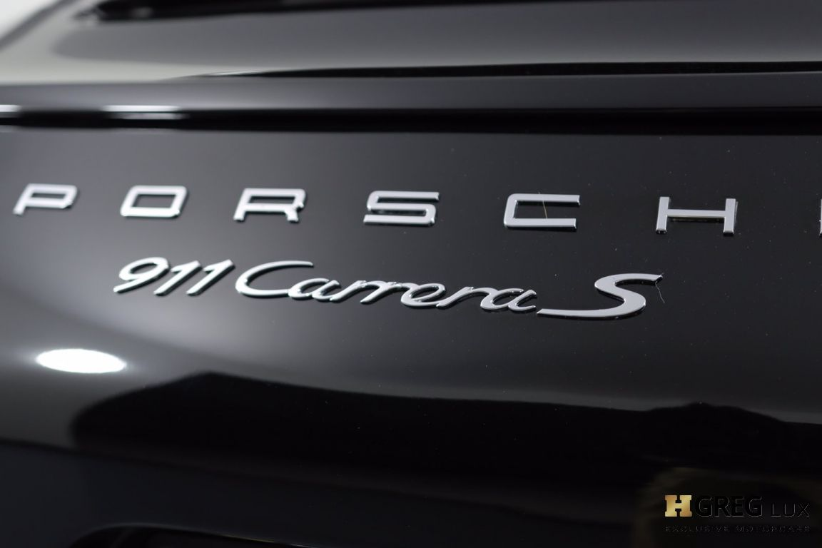 2012 Porsche 911 991 Carrera S #21
