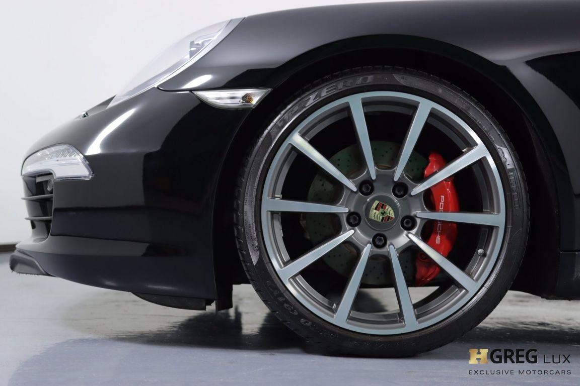 2012 Porsche 911 991 Carrera S #24