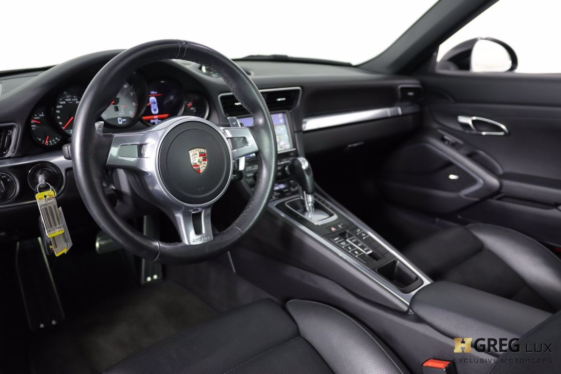 2012 Porsche 911 991 Carrera S #1