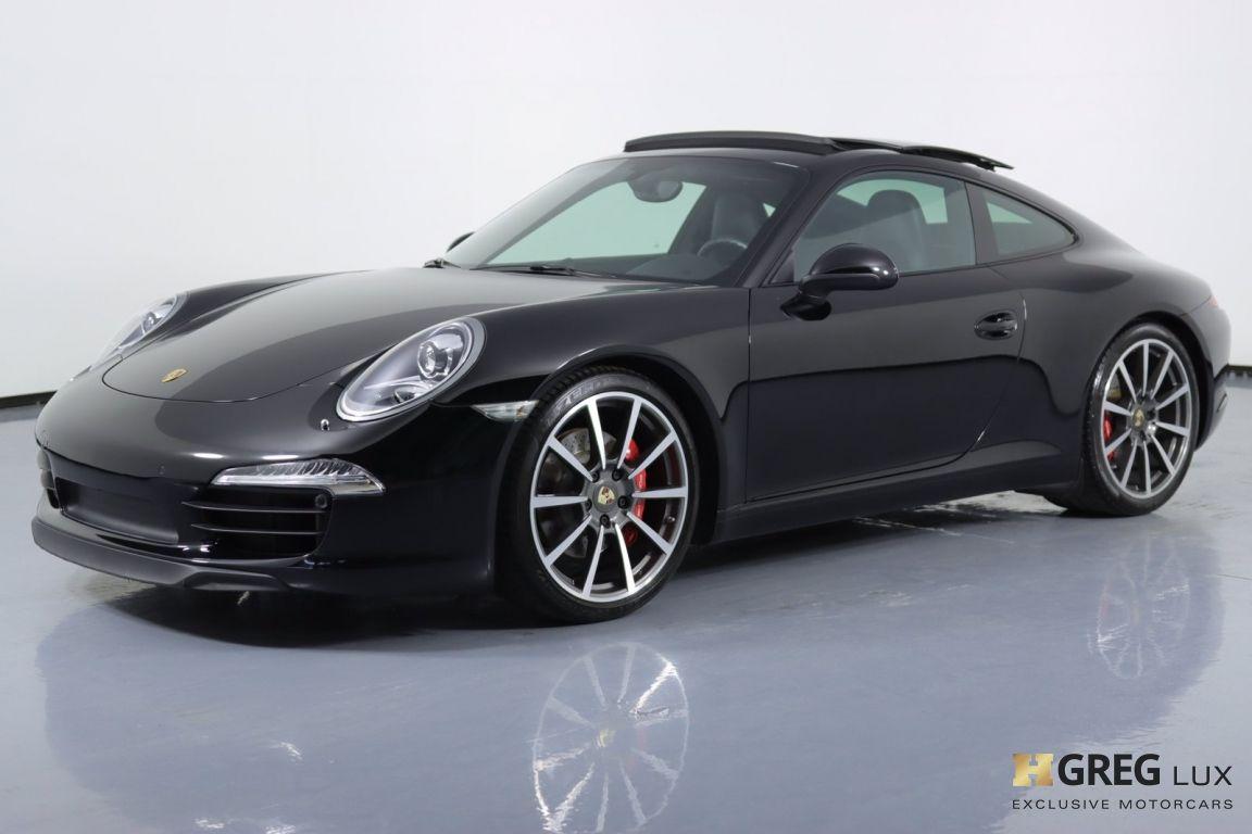 2012 Porsche 911 991 Carrera S #29