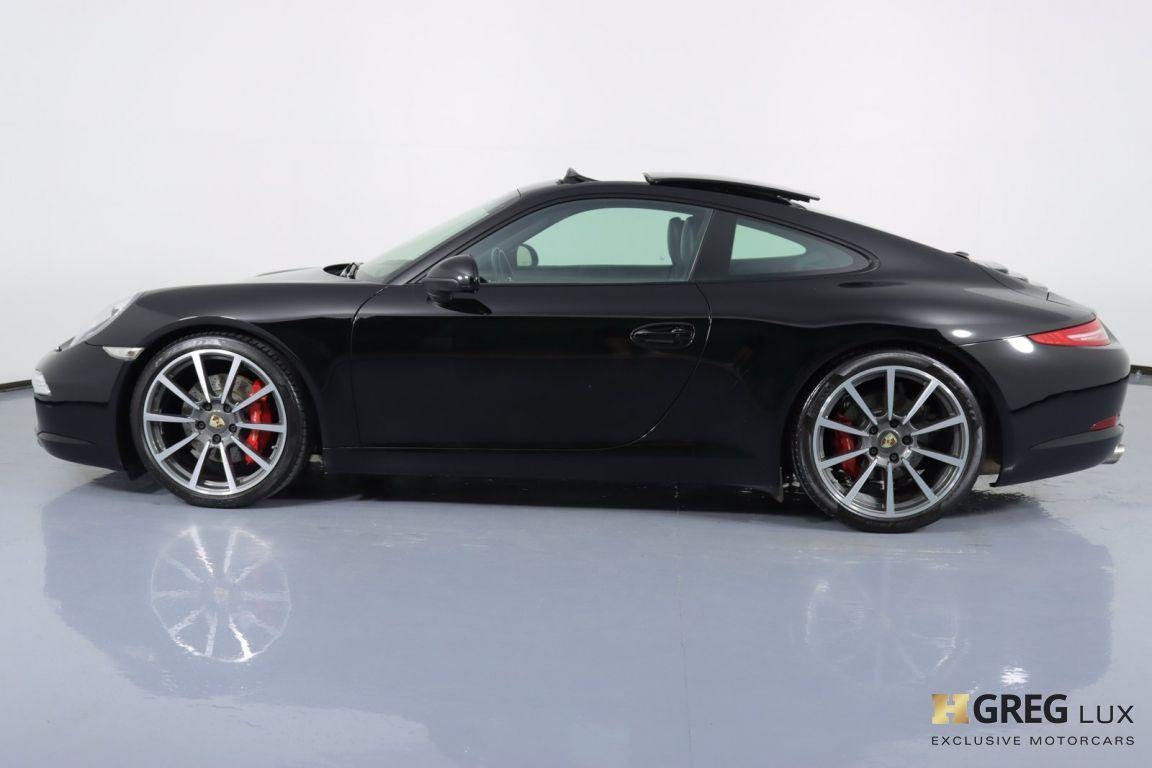 2012 Porsche 911 991 Carrera S #23