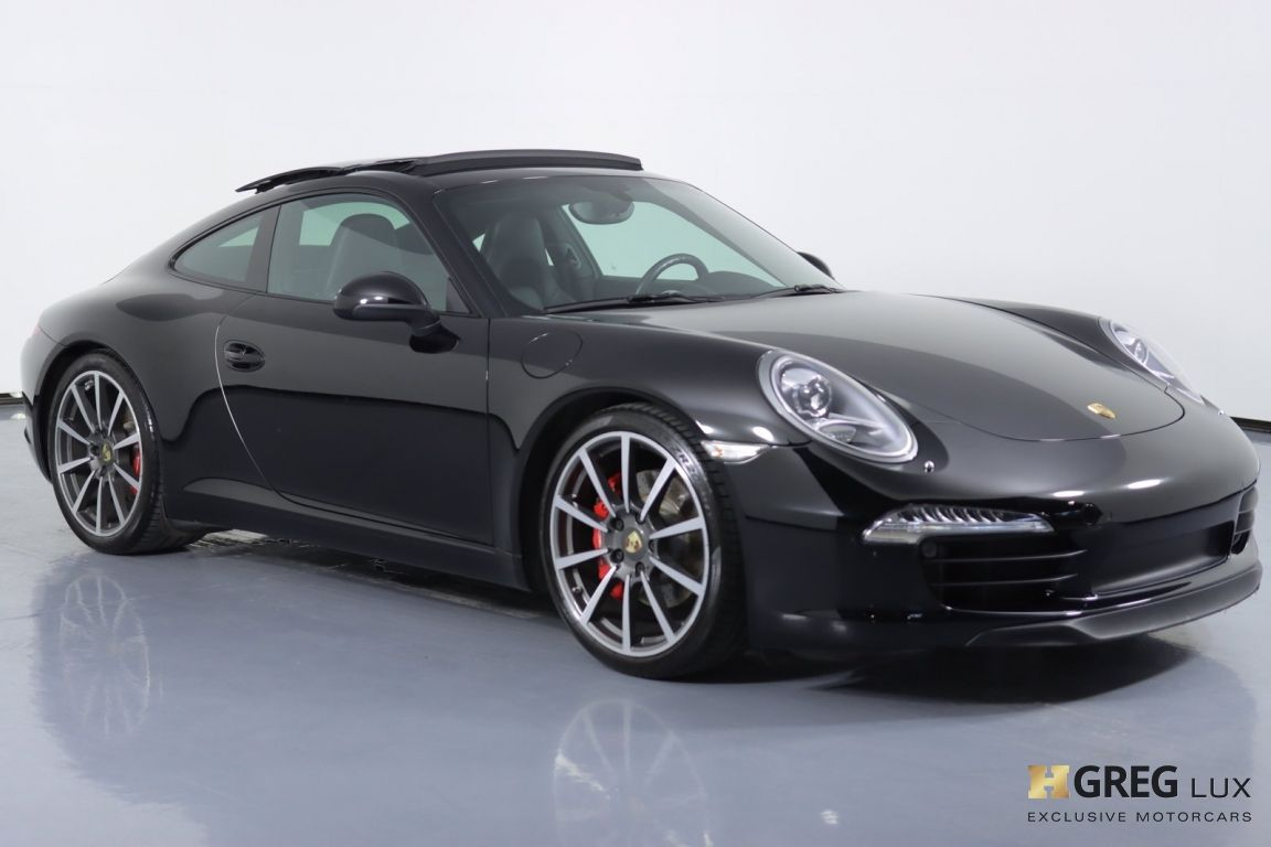 2012 Porsche 911 991 Carrera S #10
