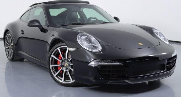 2012 Porsche 911 991 Carrera S #0