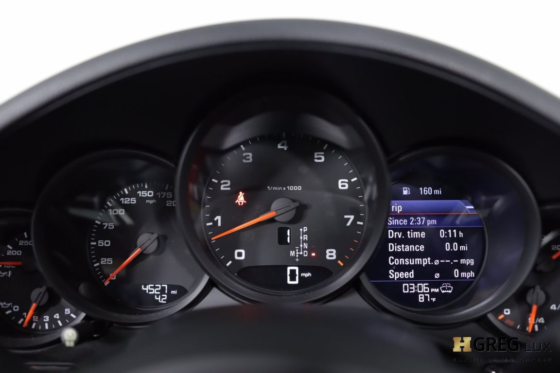 2019 Porsche 911 Carrera 4S #55