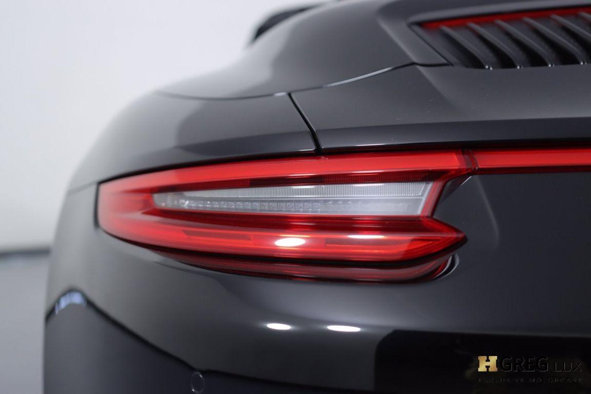 2019 Porsche 911 Carrera 4S #22