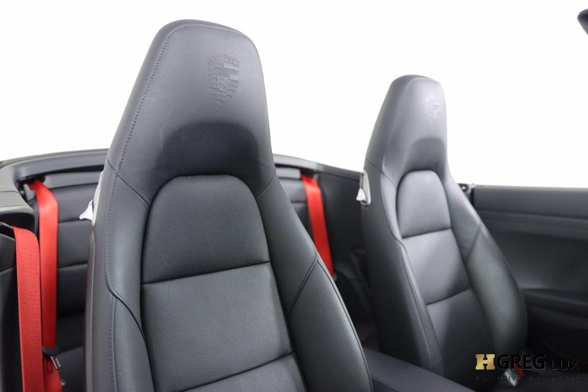 2019 Porsche 911 Carrera 4S #39