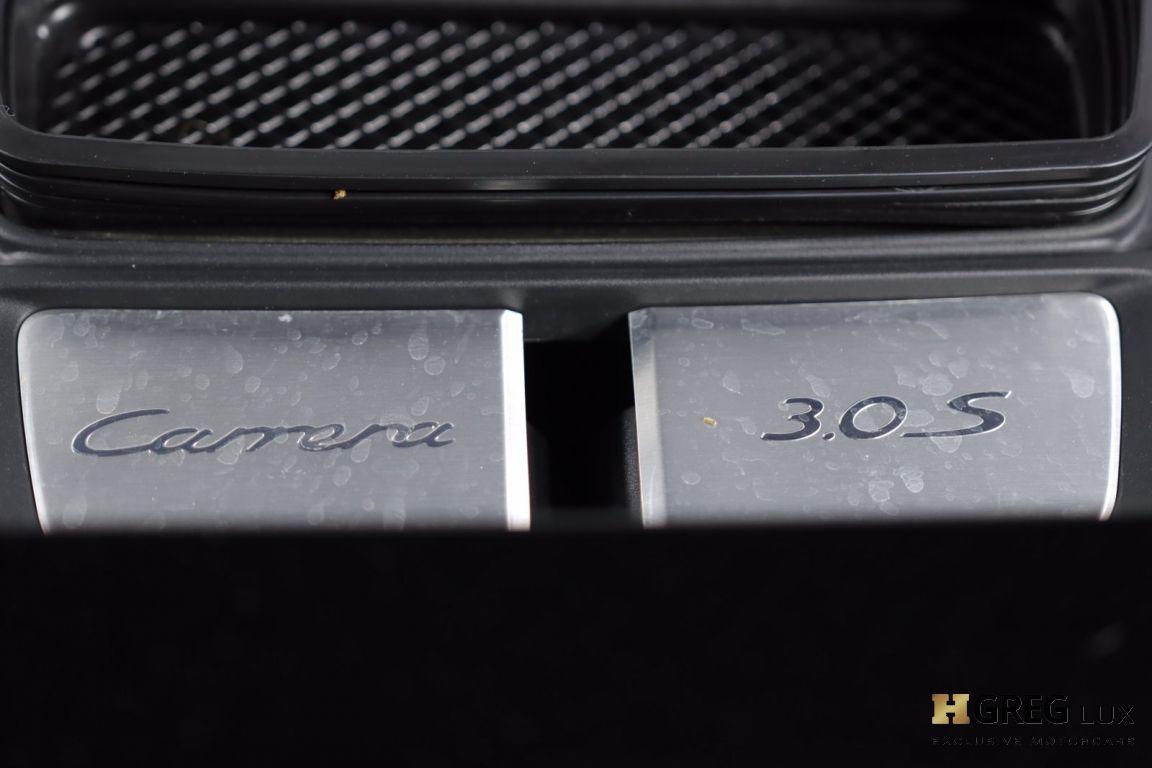 2019 Porsche 911 Carrera 4S #61