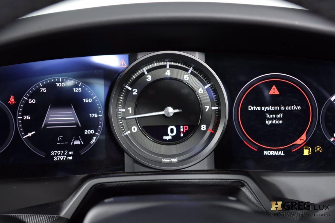 2020 Porsche 911 Carrera 4S #48