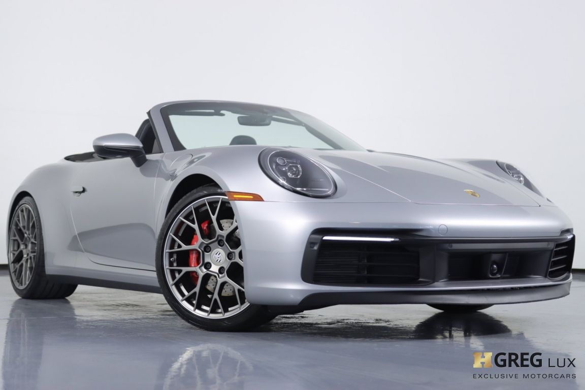 2020 Porsche 911 Carrera 4S #5