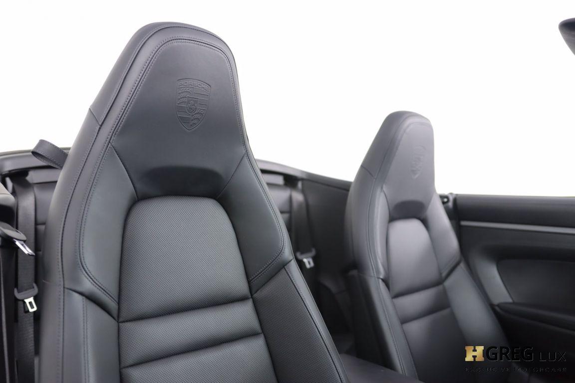 2020 Porsche 911 Carrera 4S #34