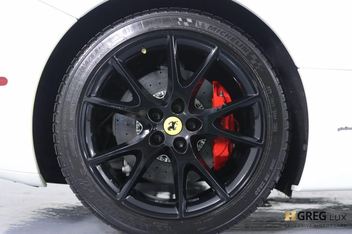2012 Ferrari California  #16