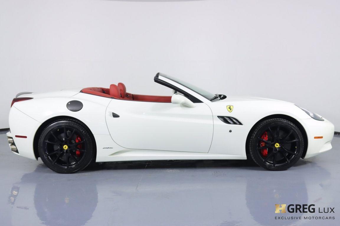 2012 Ferrari California  #12