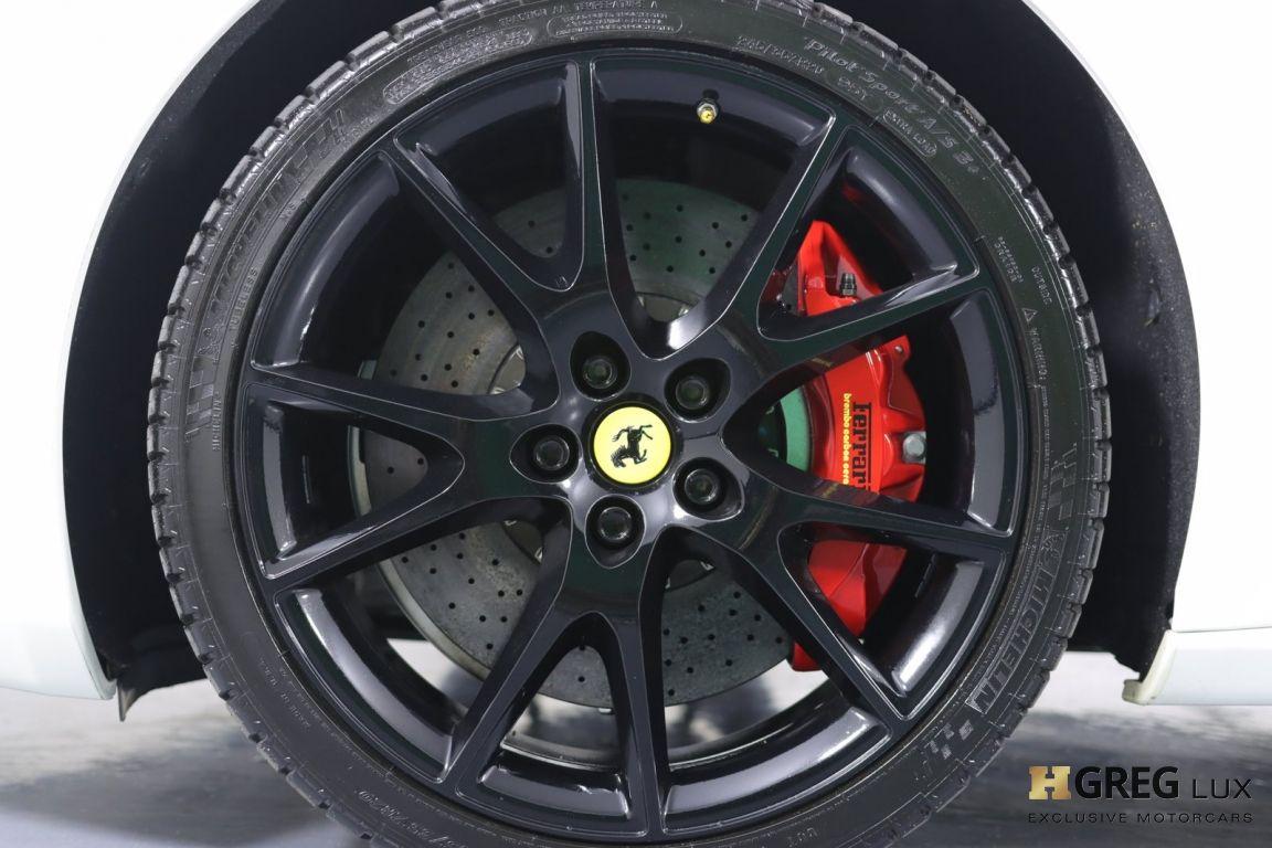 2012 Ferrari California  #25
