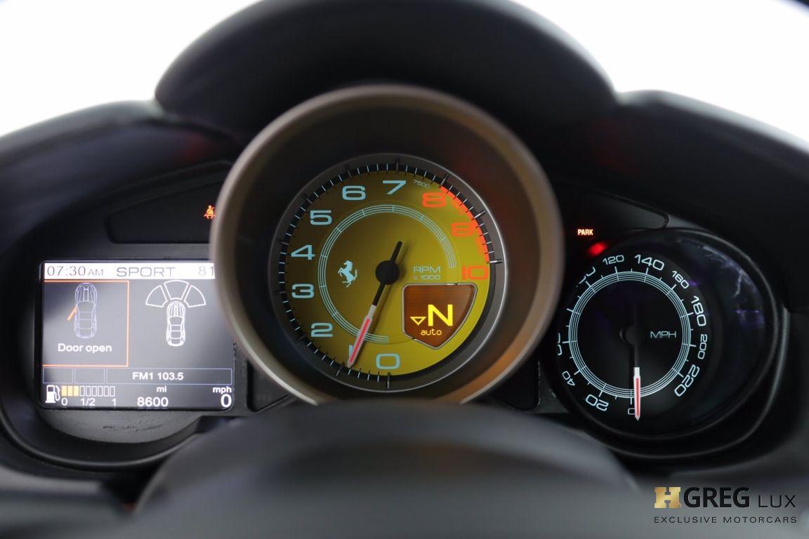 2012 Ferrari California  #44