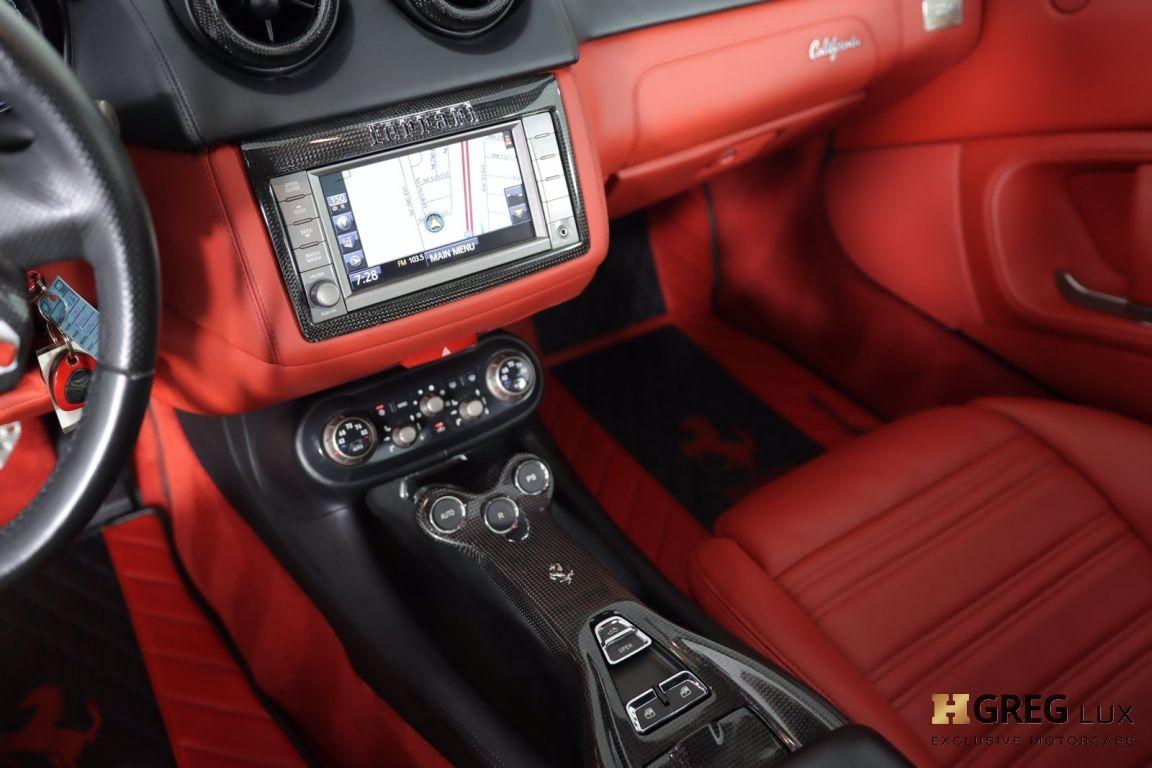 2012 Ferrari California  #36