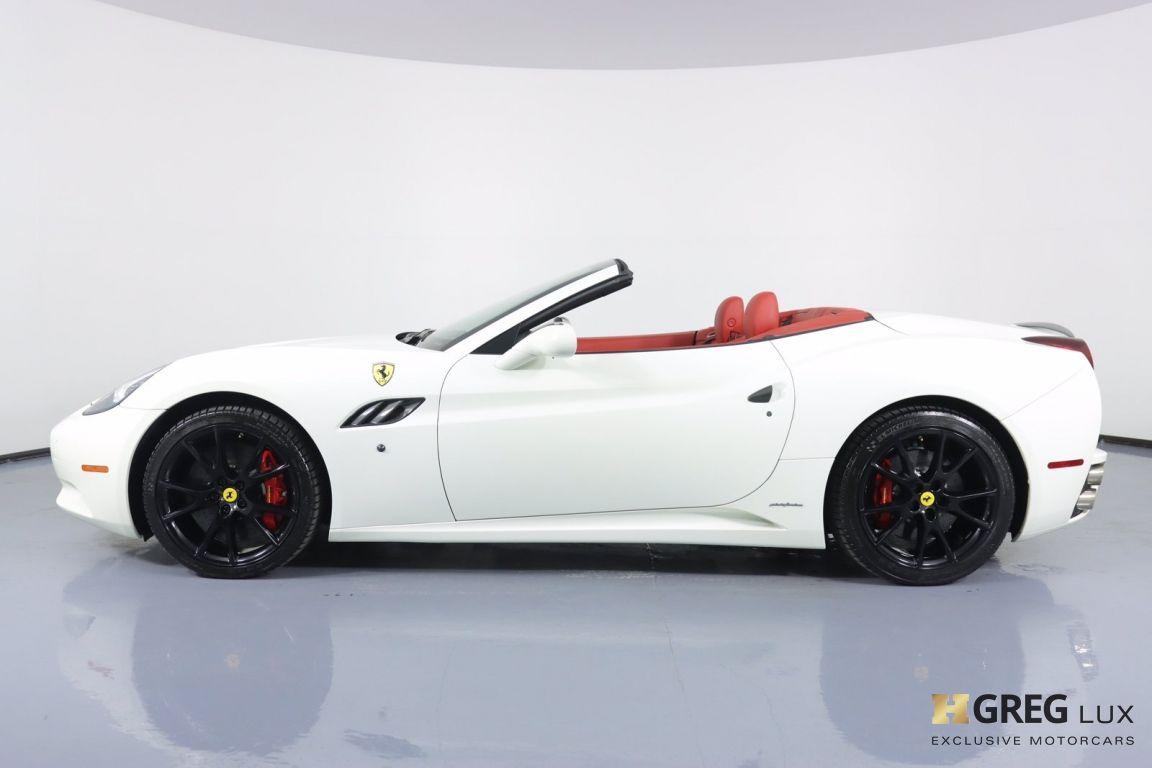2012 Ferrari California  #23