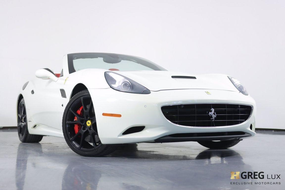 2012 Ferrari California  #29
