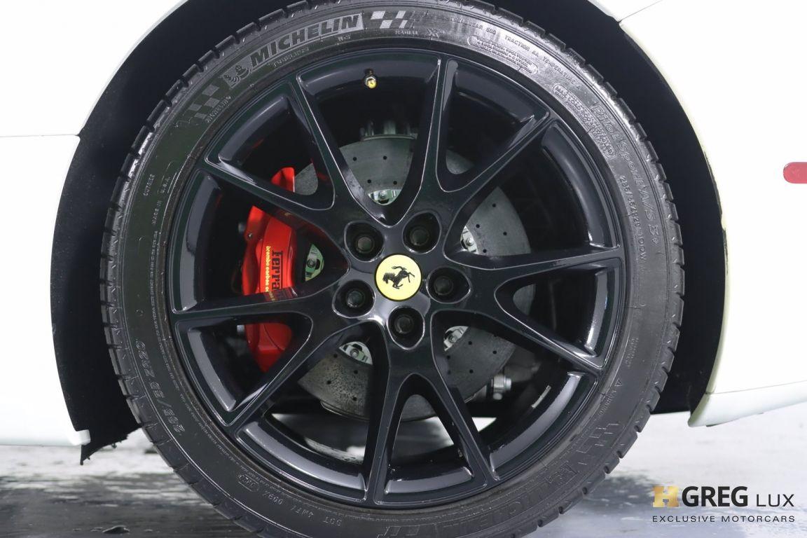 2012 Ferrari California  #27
