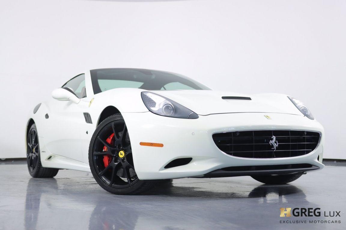 2012 Ferrari California  #4