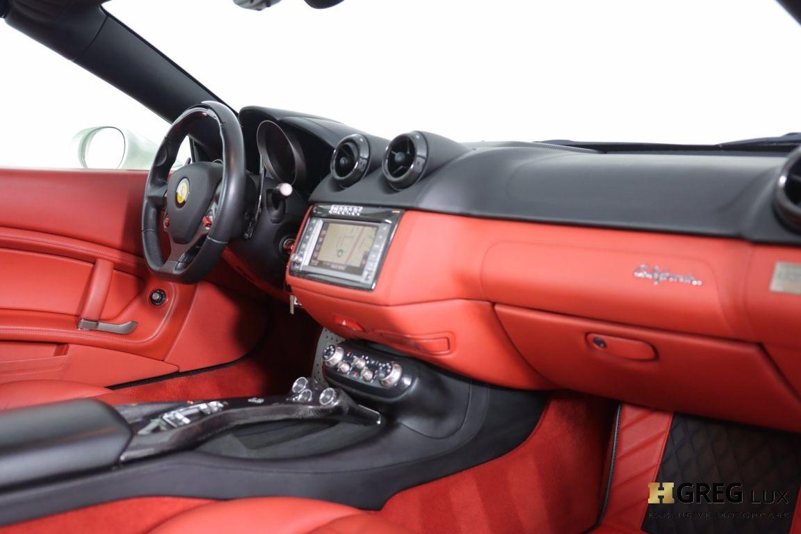 2012 Ferrari California  #30