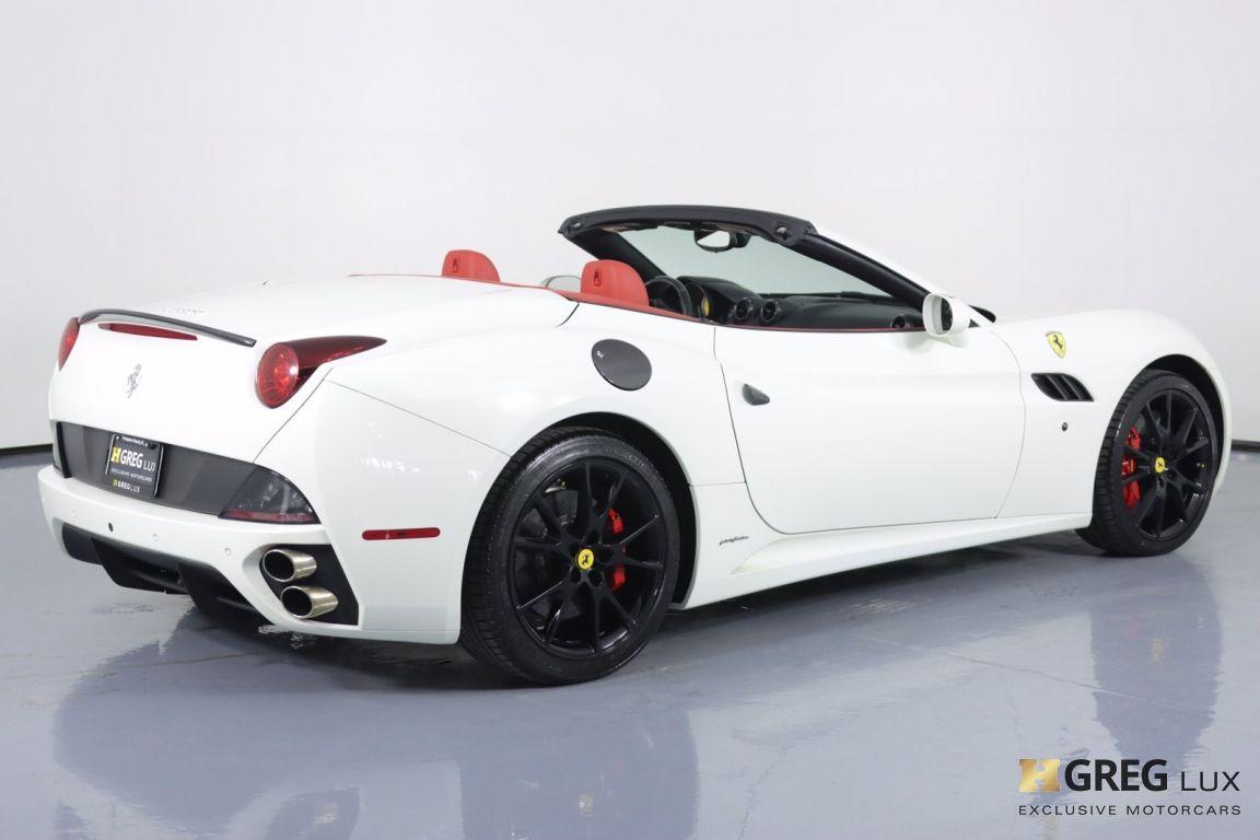 2012 Ferrari California  #17