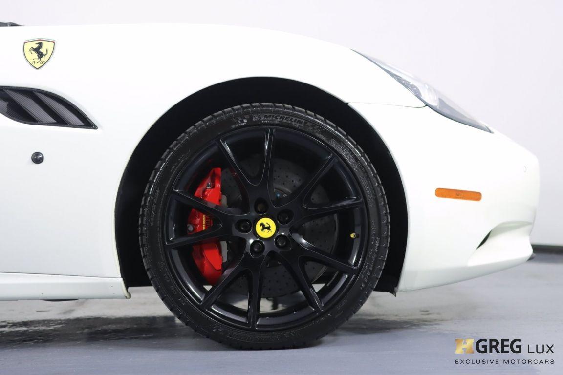 2012 Ferrari California  #13