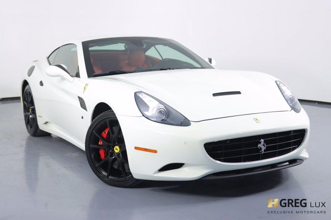 2012 Ferrari California  #3