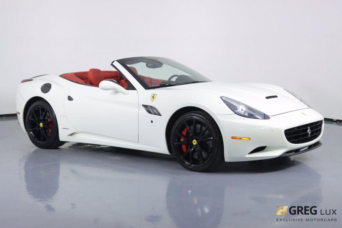 2012 Ferrari California  #11
