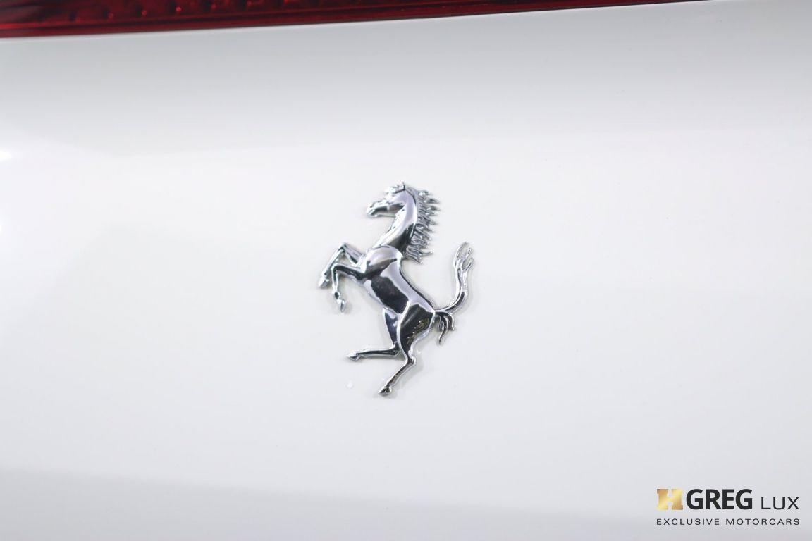 2012 Ferrari California  #21