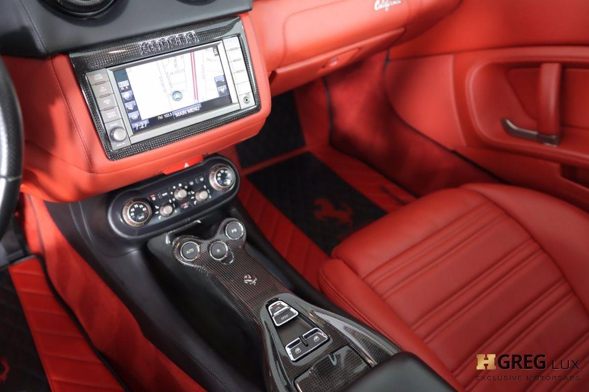 2012 Ferrari California  #35