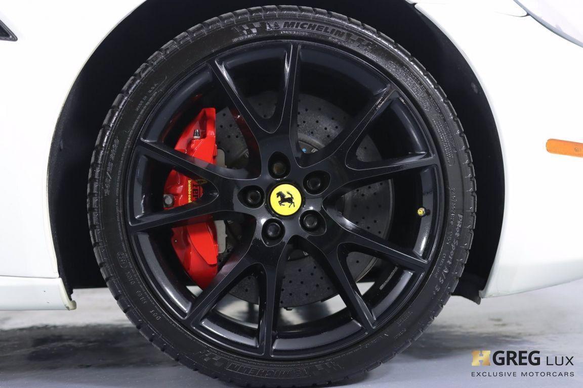 2012 Ferrari California  #14