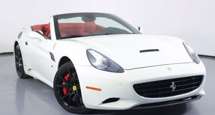 2012 Ferrari California  #0